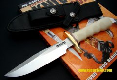 "Randall 1 Fighting 6"" Ivorite Micarta"